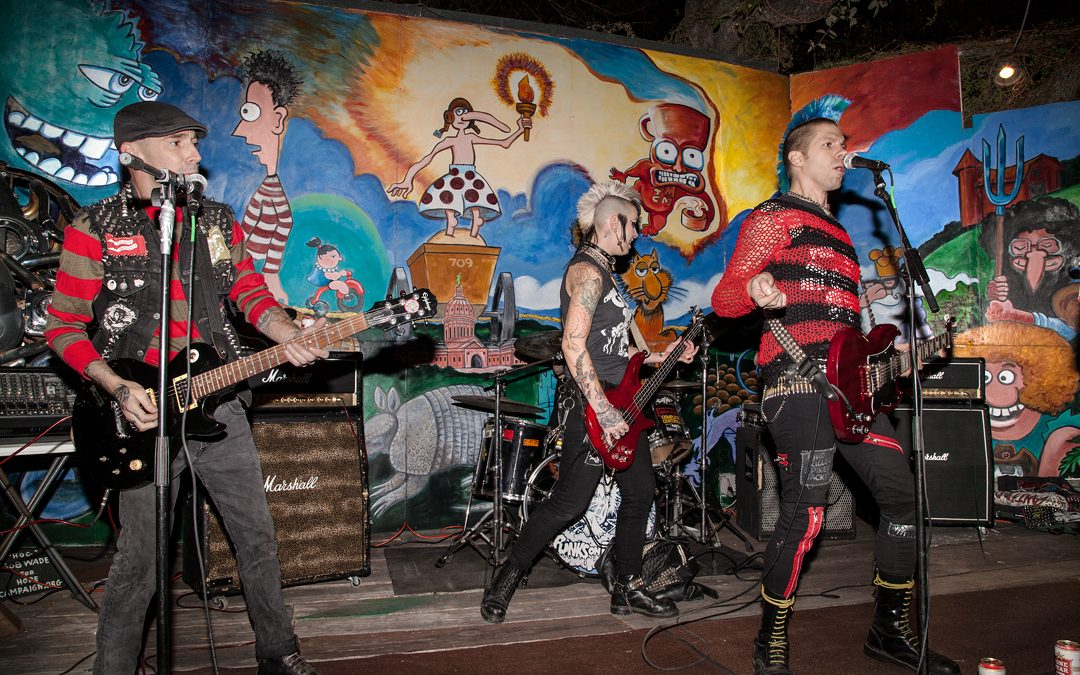 Recap: Punks On Parade at the South Austin Museum Of Poplular Culture