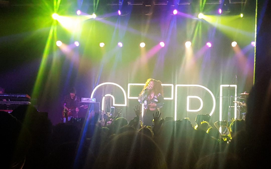 Concert Recap: SZA at the Roseland Theater