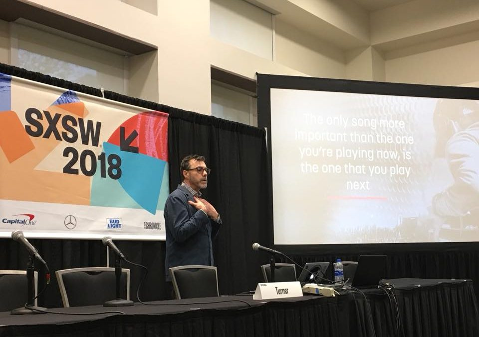 SXSW: Consumer Influence on Music Curation and Experiences
