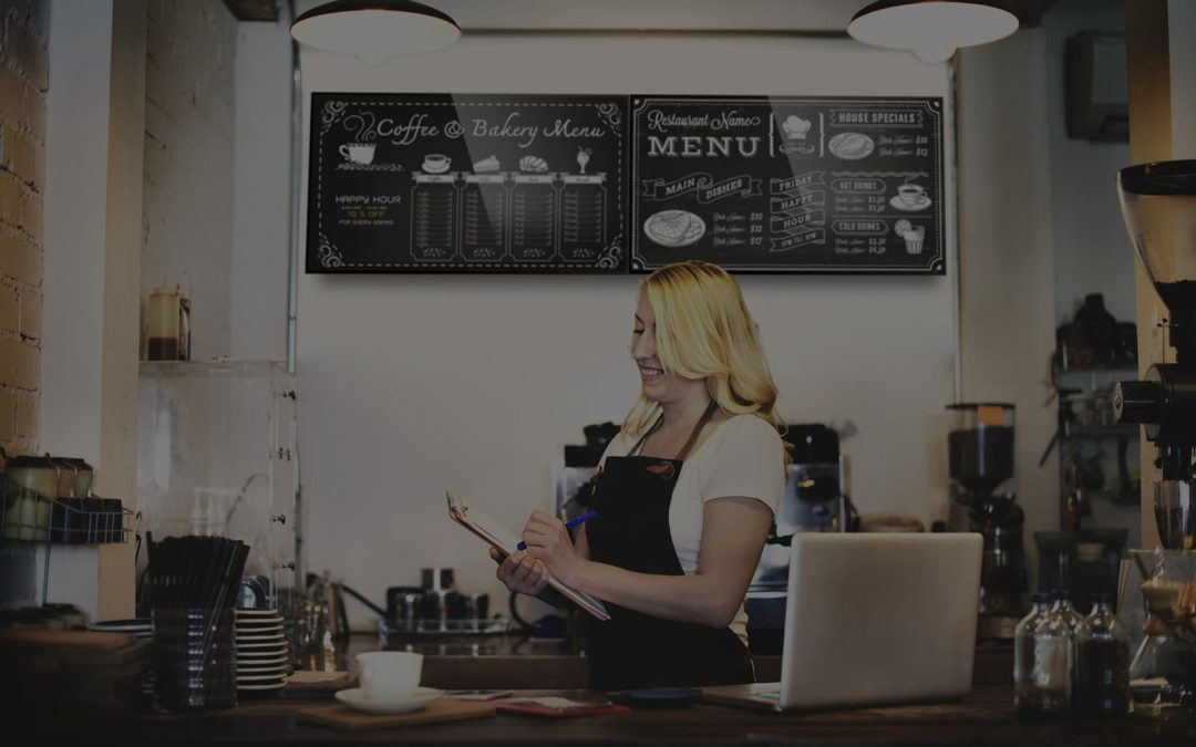 Sight: 4 Ways Digital Menu Boards Maximize Efficiency – and Sales