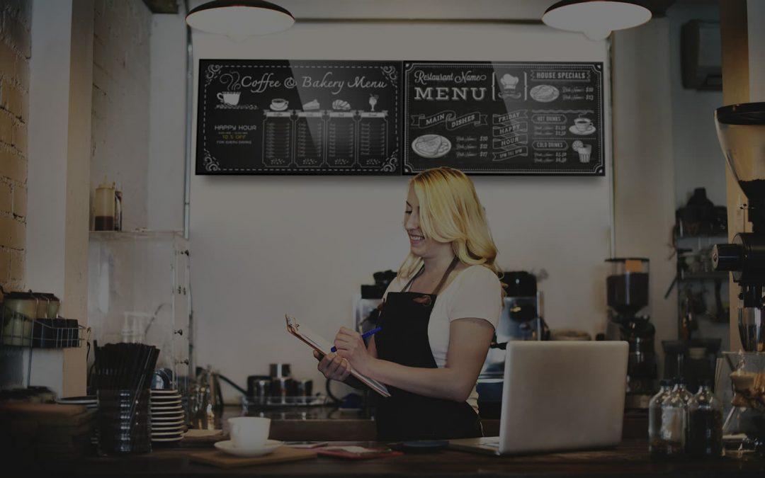 Sight: 4 Ways Digital Menu Boards Maximize Efficiency – and Sales